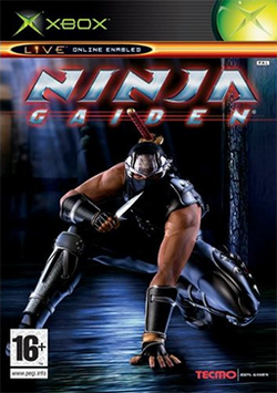 Ninja Gaiden Coverart