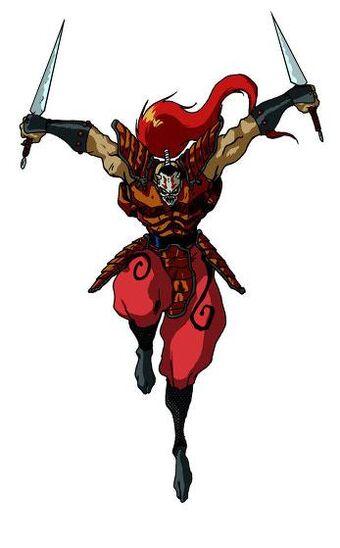 Basaquer Ninja Gaiden Wiki Fandom