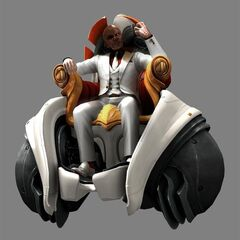 New character of the Ninja Gaiden 3