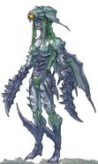 NG2 Art Enemy Gaja Old 1