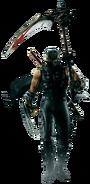 Ninja Gaiden 2 Ryu Key Art Render PNG