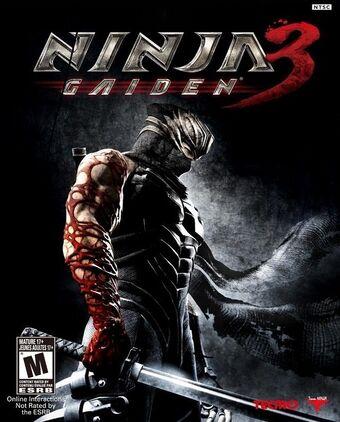 Ninja Gaiden 3 Ninja Gaiden Wiki Fandom
