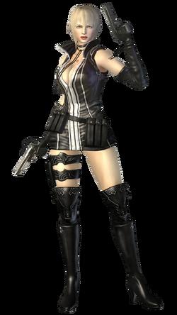 Ninja Gaiden II Sonia Render PNG