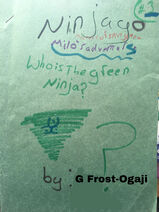 Who is the Green Ninja original book