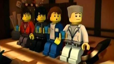 Video - LEGO Ninjago Masters of Spinjitzu Season 2 Episode 9