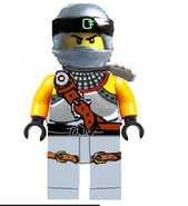 G Hunted (concept)