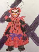 Oni Warlord of Vengeance