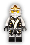 Elemental Zane Minifigure