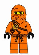 Caleb Wart -Pilot outfit