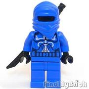 Blizzard Blue Ninja