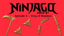 Ninjago Earth-87 S1E5 Title Card