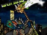 A Snake's Grief: The Black Serpent Ninja