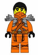 Caleb Wart -Stone Armor Outfit