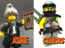 G VS Rune