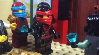 Ninjago Cursed Soul Episode 12 Part 1 The Hood