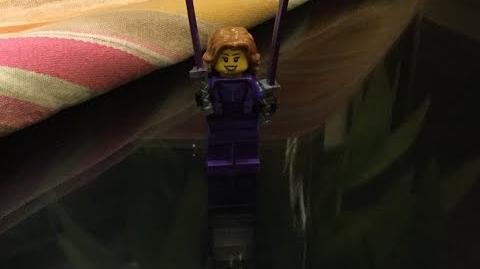 Lego Ninjago Custom Joy
