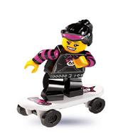 Ninjago Skater Girl