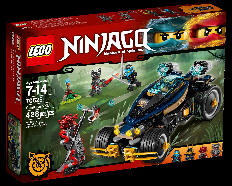 LEGO NINJAGO SAMURAI VXL LEGO 70625