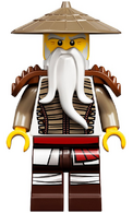 Hero Wu Minifigure