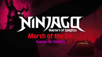 Ninjago March of The Oni Episode 98