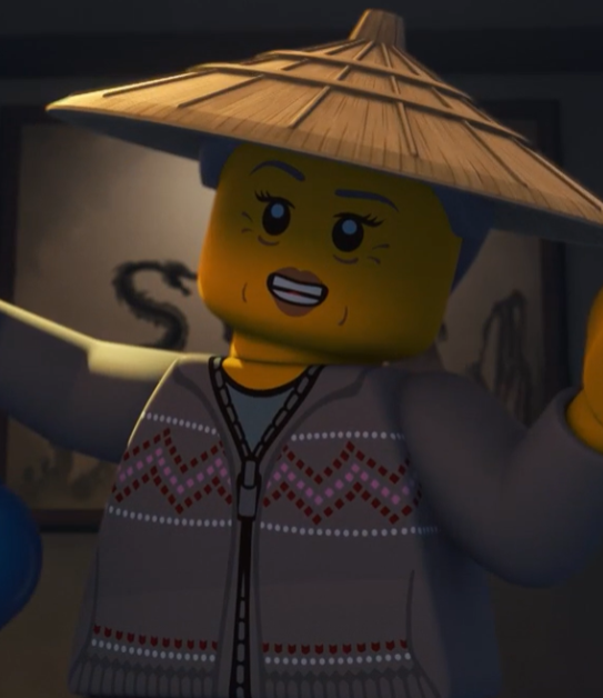 Samukai Ninjago