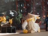 Земля (The LEGO Ninjago Movie)