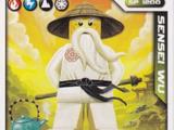 Card 16 - Sensei Wu