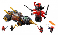 70669 Cole's Earth Driller 2019 Set