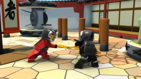 Ninjago Trailer (2012.01)