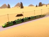Serpentine Train