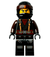 Dragon Master Cole Minifigure