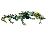 70612 Green Ninja Mech Dragon Alt 3