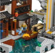 70620 Ninjago City 16