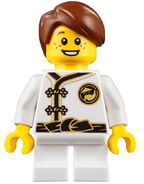 Movie Lil Nelson Minifigure