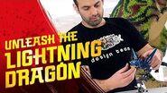 Ride the lightning - Stormbringer – LEGO NINJAGO – 70652 Designer Video