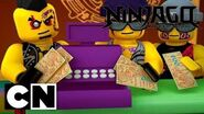 Ninjago Masters of Spinjitzu - The Invitation (Clip 1)