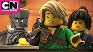 Scroll of Forbidden Spinjitzu Ninjago Cartoon Network