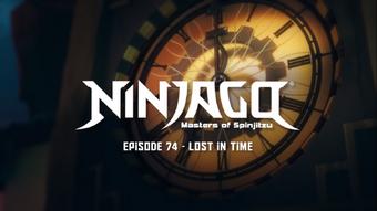 Lost in Time Ninjago Wiki