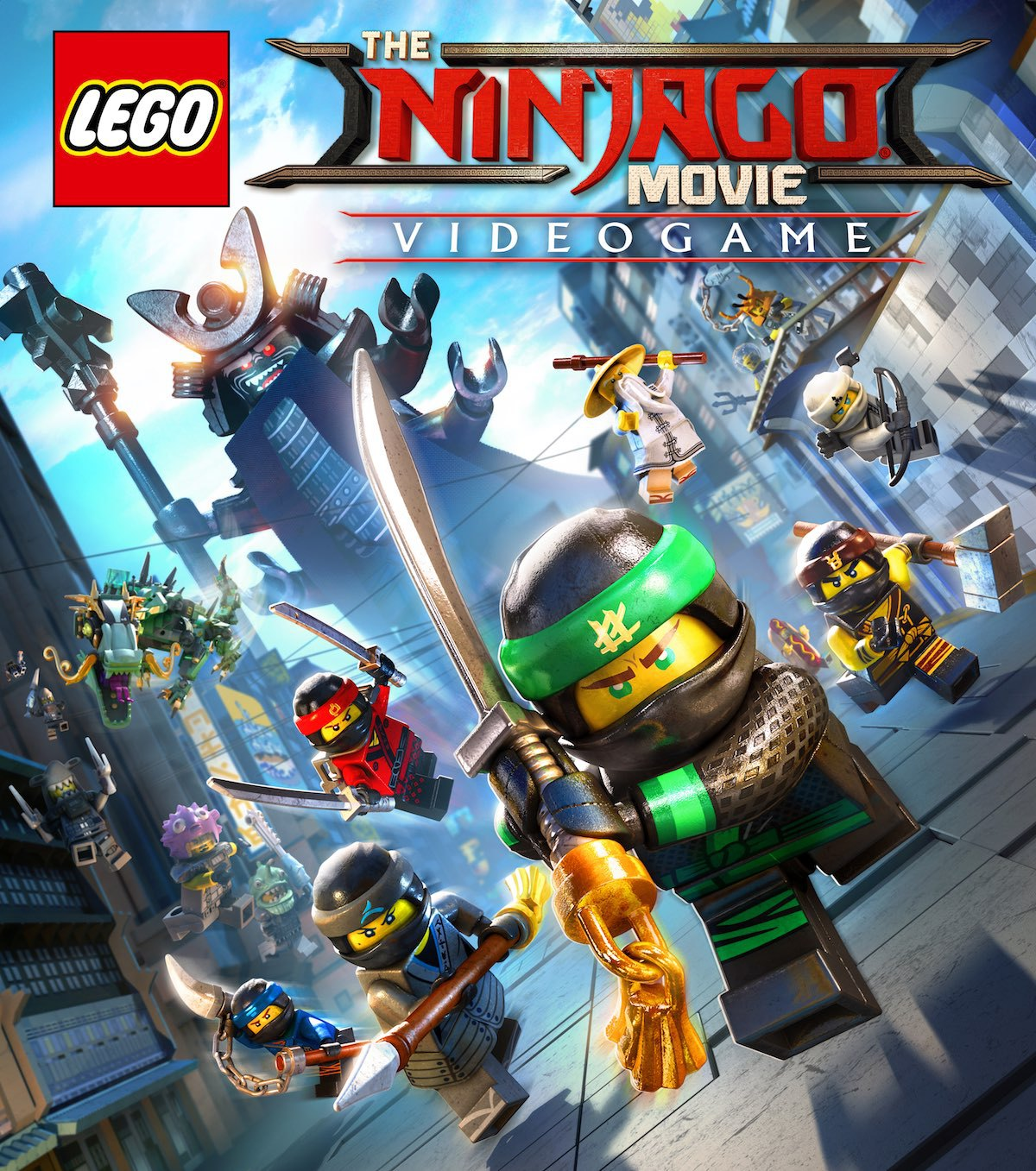 The Lego Ninjago Movie Videogame Ninjago Wiki Fandom Powered By
