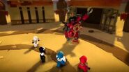 The story of Nya - LEGO Ninjago - Character Spot