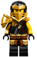 Hero Cole Minifigure