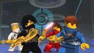 Rebooted The Surge - LEGO Ninjago - Trailer
