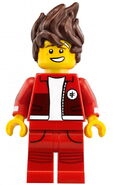 Movie Casual Wear Kai Minifigure