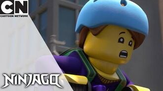 Ninjago Ninjago City Cartoon Network UK 🇬🇧