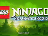 LEGO Ninjago: Shadow of Ronin