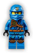 Jungle Jay Minifigure