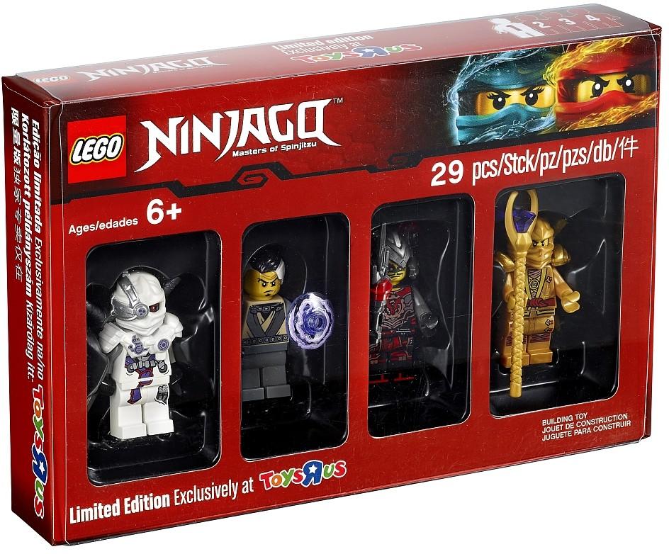 5004938 ninjago minifigure collection ninjago wiki. Black Bedroom Furniture Sets. Home Design Ideas