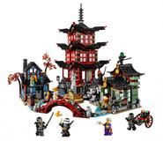70751 Temple of Airjitzu
