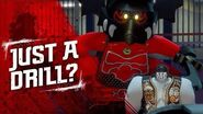Tales from the Monastery of Spinjitzu - LEGO NINJAGO - The Weekend Drill