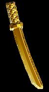 Golden Katana